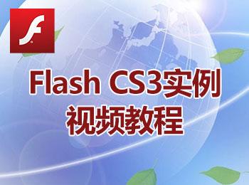 Flash CS3实例视频教程_软件自学网