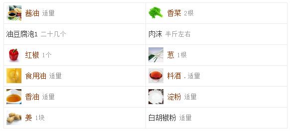 油豆腐包肉的做法讲解_软件自学网