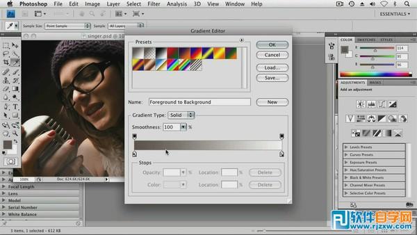Photoshop cs4中文版破解版64位/32位下载_软件自学网