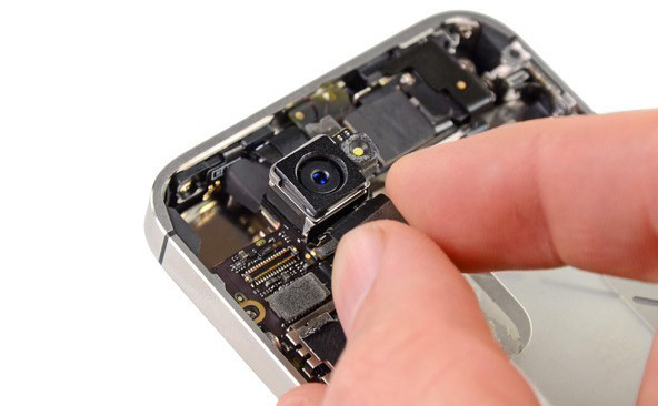 iphone进水听筒没声音的处理方法_软件自学网