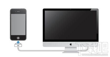 苹果手机怎么连接电脑图片