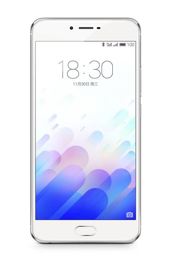 魅蓝X四种颜色的手机图赏_软件自学网