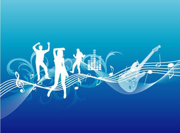 请问怎么把舞蹈视屏的音乐下载下来,有部分是韵律图片