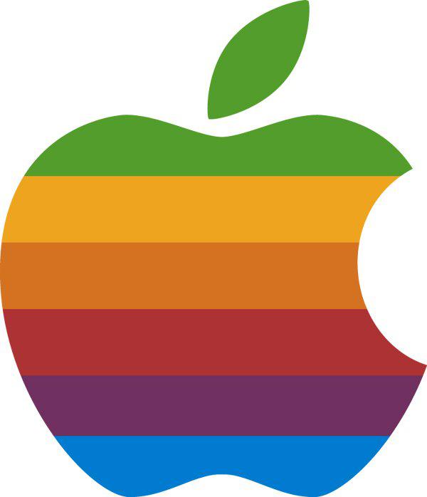 apple苹果电脑标志素材矢量免费素材下载