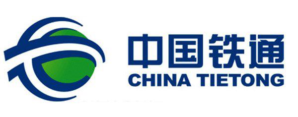 中国铁通logo标志素材矢量图