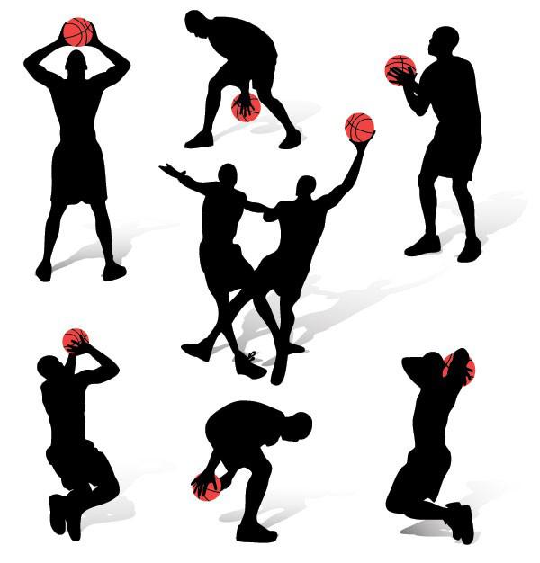 上一个素材:时尚达人骑单车运动 下一个素材:经典篮球动作剪影矢量图