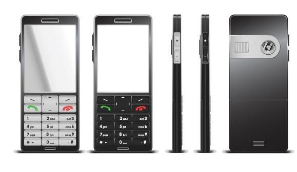 手机平面设计效果图免费素材下载