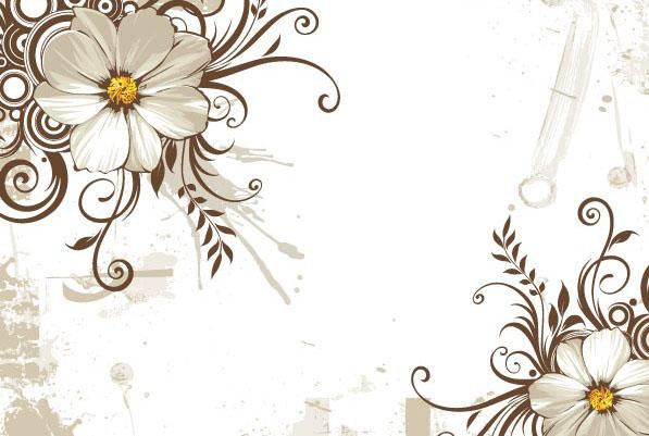 欧式风格婚礼婚庆花纹边框矢量图素材下载免费素材
