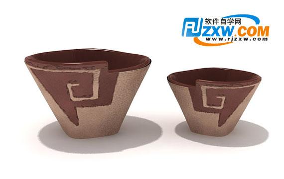 上一个素材:水果盘3dmax模型 下一个素材:彩色陶瓷杯子与碟子3dmax