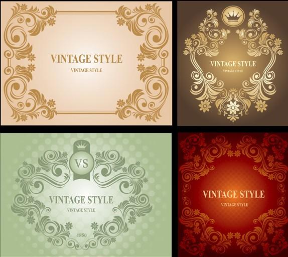 边框,底纹,暗纹,欧式风格,皇冠,网格背景,矢量图       素材