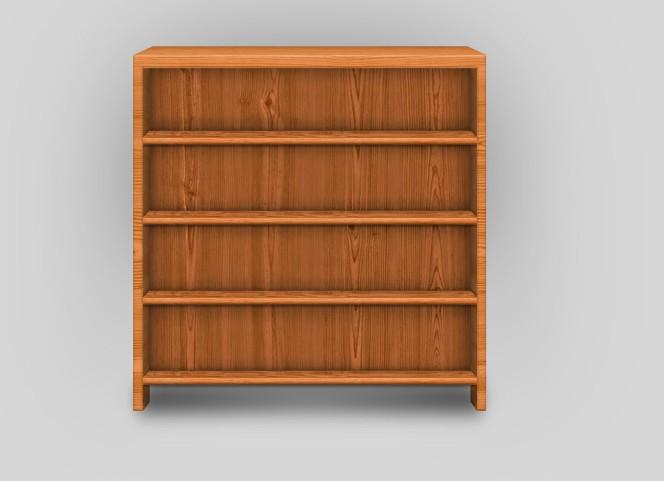 psd格式,含jpg预览图,关键字:柜子,psd,橱柜,木质,木头,书柜,家具 &