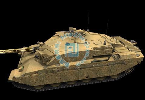 俄军坦克3dmax模型免费素材下载高清图片