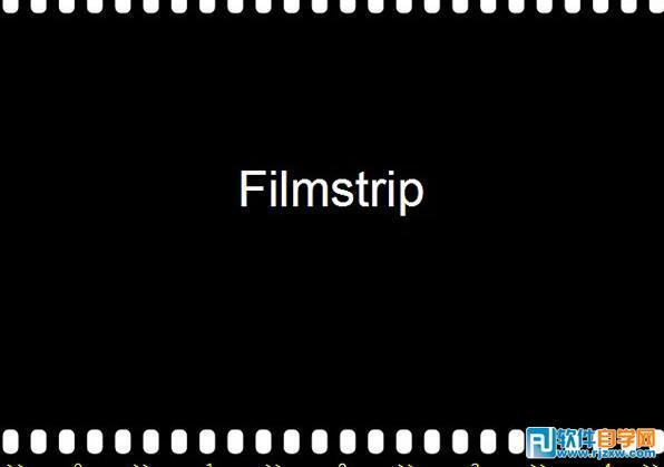 电影胶片动态ppt模板免费素材下载