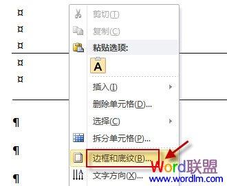 Word中怎么删除文档中的线条_软件自学网
