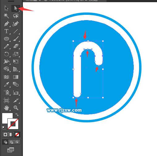 老人可用图标怎么用ai设计出来 - 软件自学网