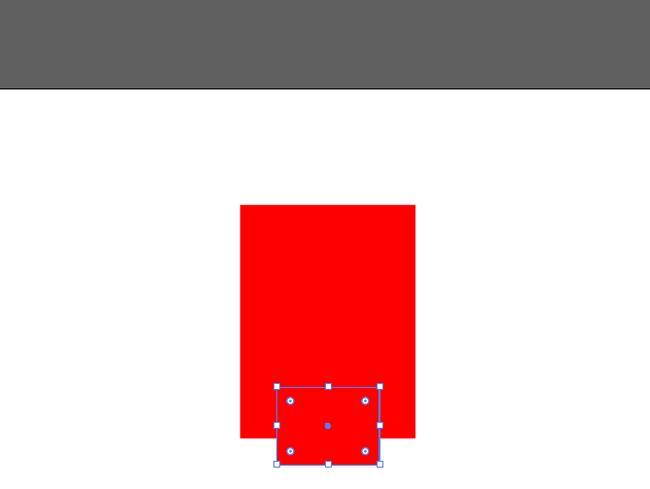 用ai矩形画危险三角牌的方法