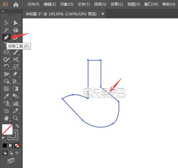 如何用ai设计一个名栏图标
