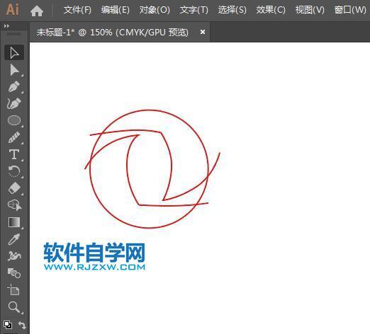 ai设计郑州银行logo矢量图教程