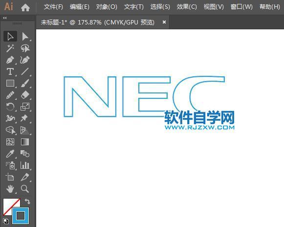 aiv地产NEC地产标志平面设计好学吗图片