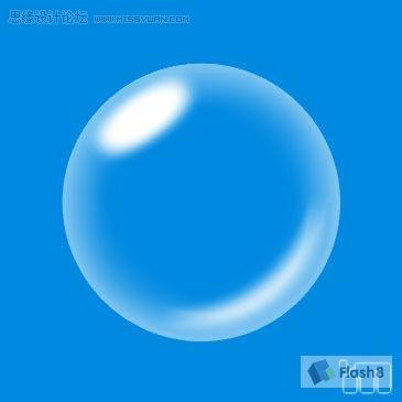 用coreldraw绘制逼真气泡泡双11广告设计图片素材图片