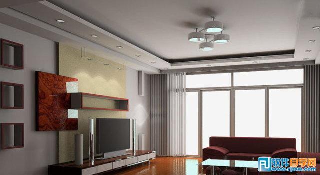 家居 起居室 设计 装修 640_350