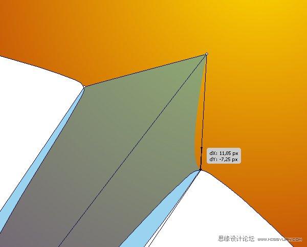 illustrator cs6绘制立体真实的海星