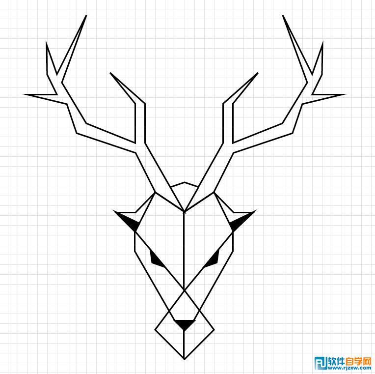 ai设计创意简约logo设计