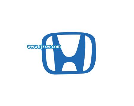 cdrx8制作本田汽车标志教程