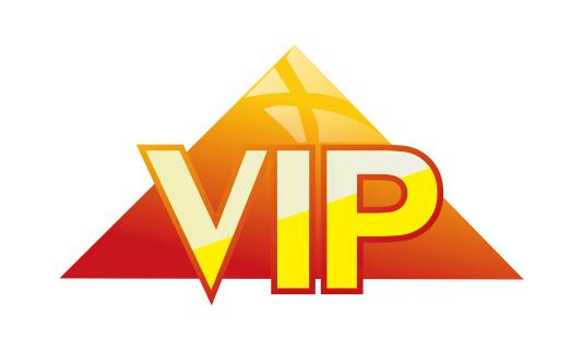 """如图:    第二步,在三角形上面输入""""vip三个字,字体为&ld[阅读全文]"""
