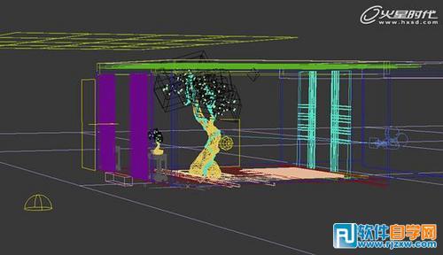 3dmax做室内效果图_软件自学网