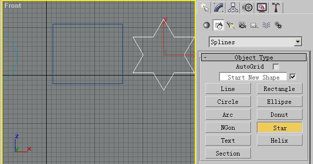 3D样条线(Splines)介绍_软件自学网