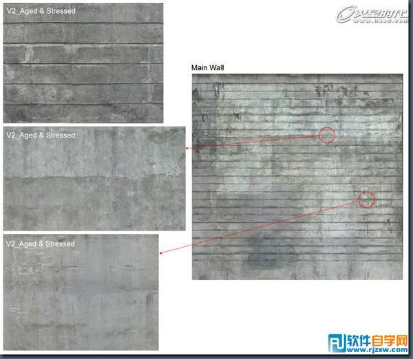 3dsmax里面的纹理图像制作教程_软件自学网