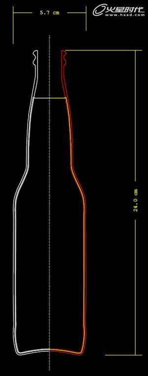 3DSMAX渲染啤酒瓶_软件自学网