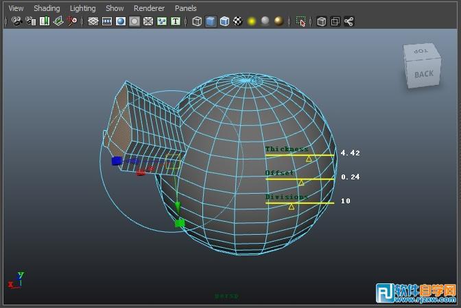 MAYA2012新功能介绍_软件自学网