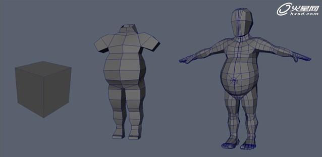 maya角色建模之制作Ganesha智慧的神_软件自学网