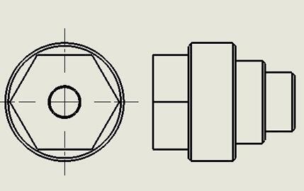 solidworks第一视角与第三视角设置