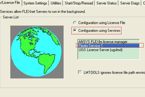 UG的许可证文件配置教程