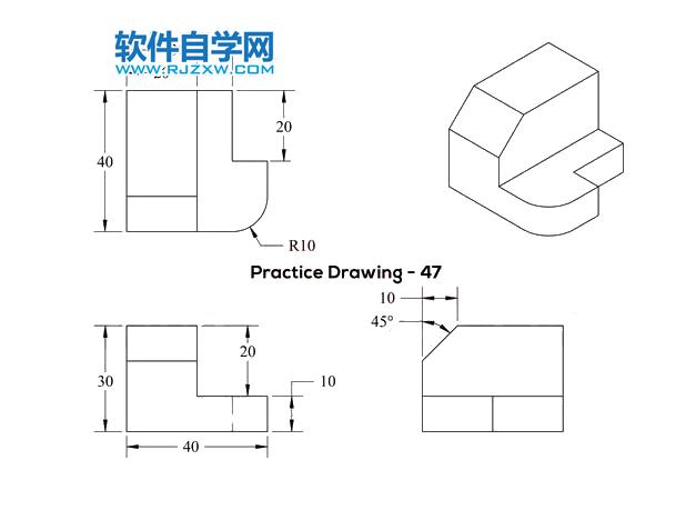 solidworks倒角和倒圆角的方法与步骤
