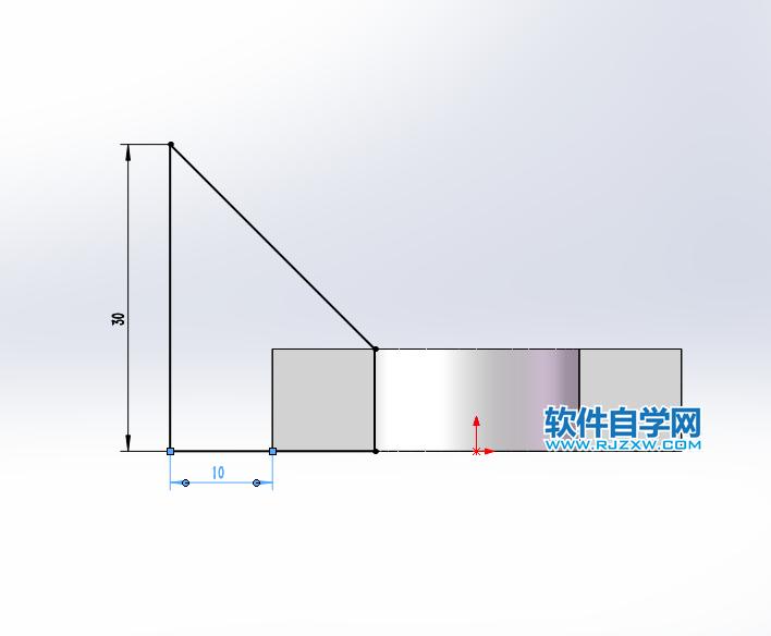 solidworks三维建模步骤练习