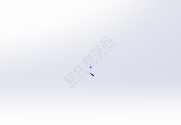 solidworks原点坐标不见了的设置方法_软件自学网