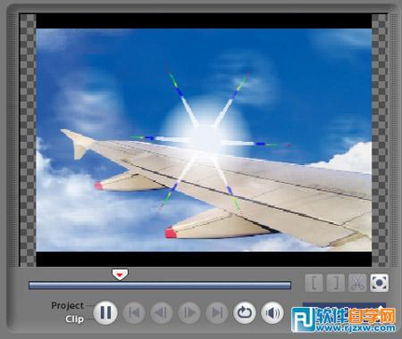 教你使用会声会影切换滤镜视图功能_软件自学网