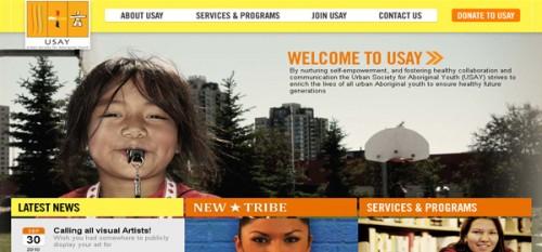 30个漂亮的大照片背景网站设计_软件自学网