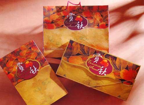 经典礼品包装盒作品欣赏