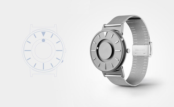 盲人手表设计图片