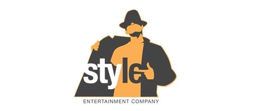 男人形象的logo标志设计欣赏