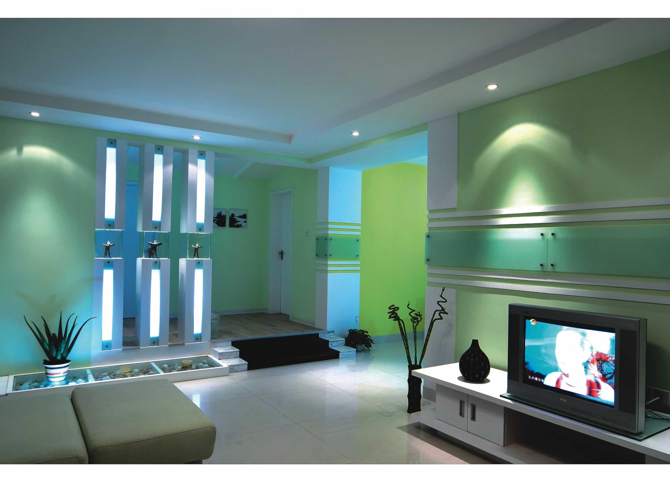 家装电视墙效果图