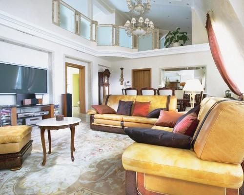 漂亮的室内装修设计图片欣赏