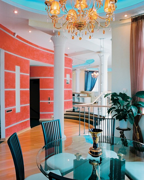 漂亮的室内装修设计图片欣赏_软件自学网