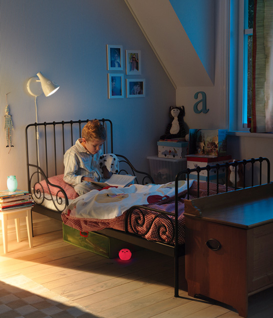 ikea宜家2011儿童房室内设计