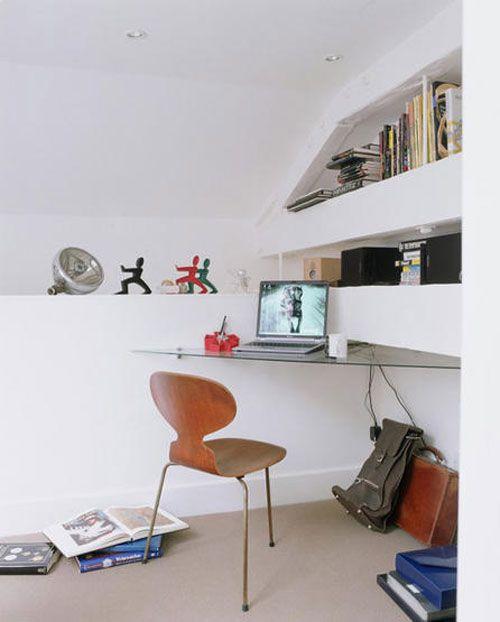 国外家庭办公空间设计